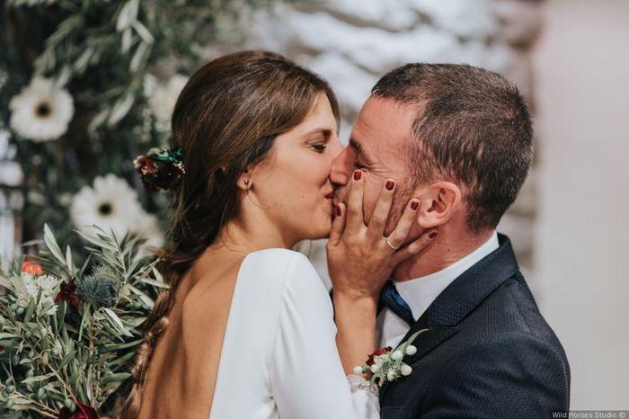 ¡Vota el beso más romántico! 3