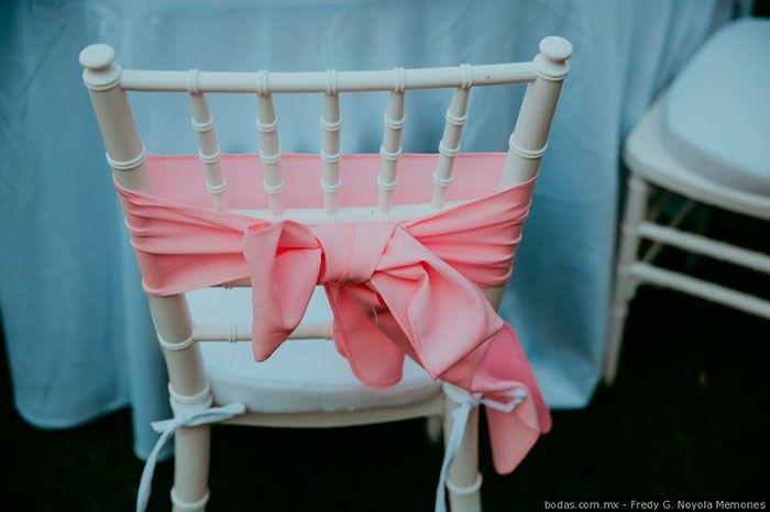 ¡Me enamora esta deco de sillas! 3