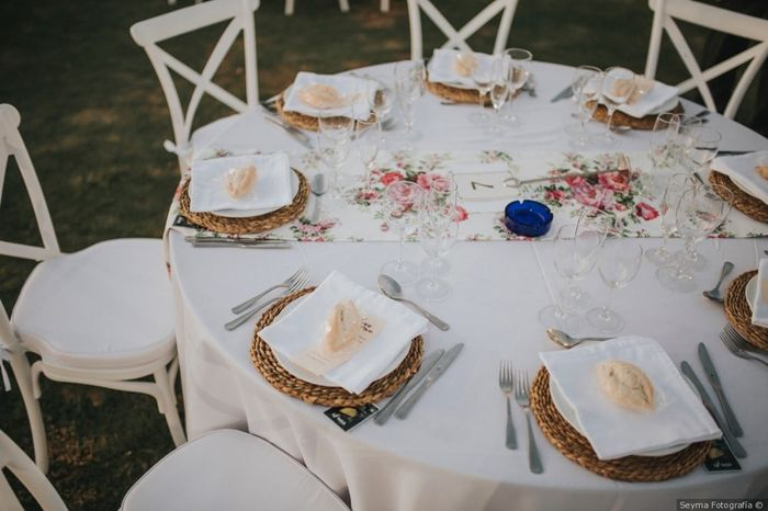 ¡Escoge CENTRO DE MESA para este banquete! 🌸 3