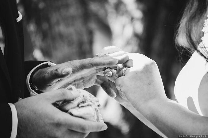 ¿A cuánto estás de la boda? 💍 1