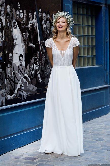 2 bodas, 2 vestidos. ¿Cuál prefieres? 2