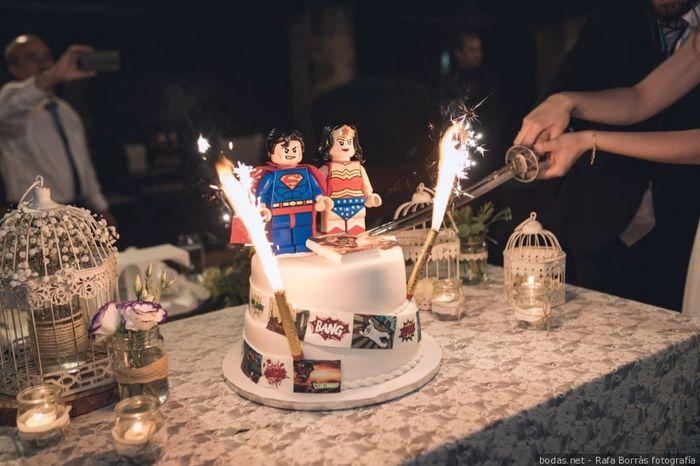 Con este cake topper... ¡YO NO ME CASO! 🎂 2