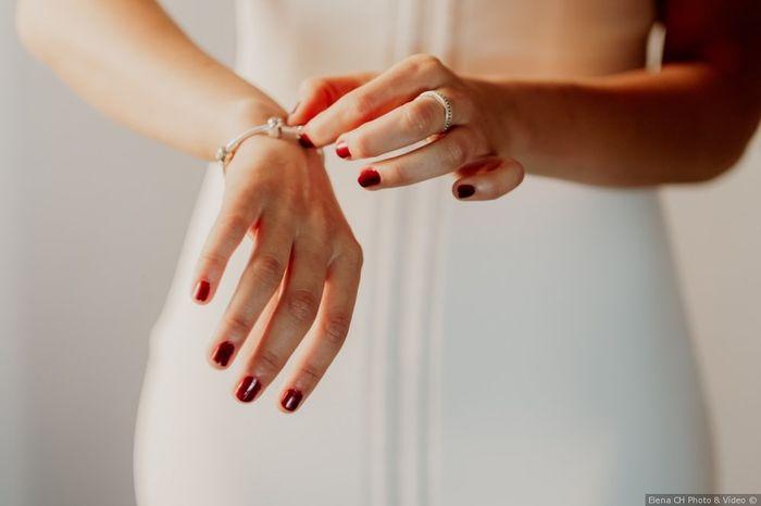 ¿Cateado o matrícula? La manicura 💅 1