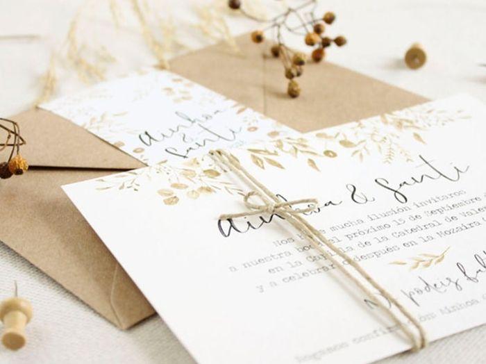5 invitaciones: ¿cuál va más contigo? 5