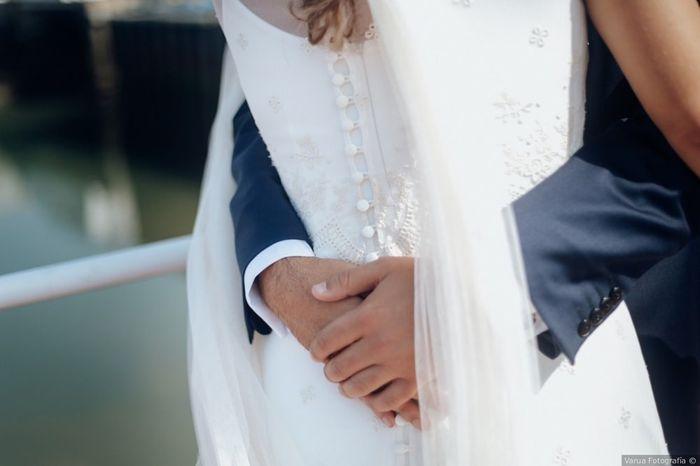 ¿Qué color vetas en tu boda? 1