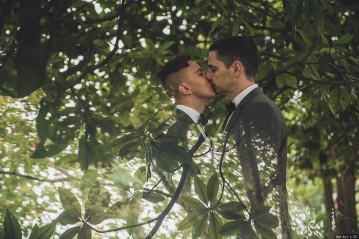 ¿Qué nota le das a este beso de película? 💋 1