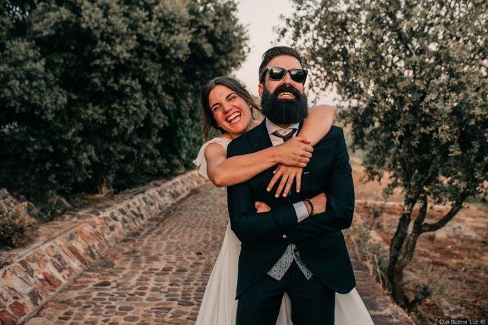 ¿Te hace reír tu pareja? 1