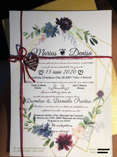 Invitaciones caseras 5