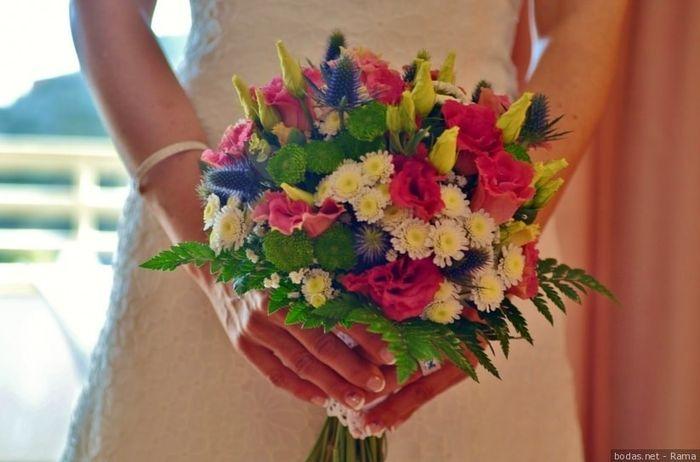 Este bouquet... ¡PROHIBIDO en mi boda! 2