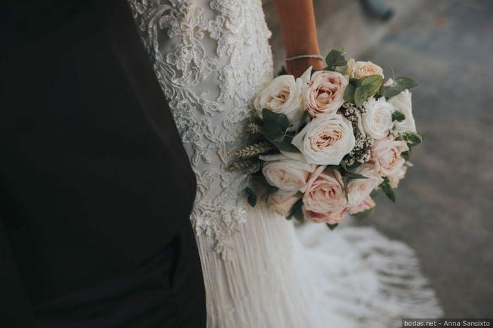 Este bouquet... ¡PROHIBIDO en mi boda! 1