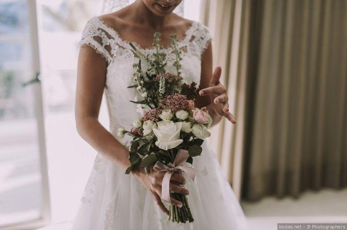 Este bouquet... ¡PROHIBIDO en mi boda! 3
