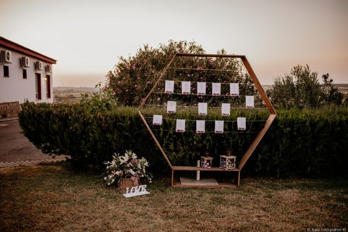 Este seating plan... ¡PROHIBIDO en mi boda! 3