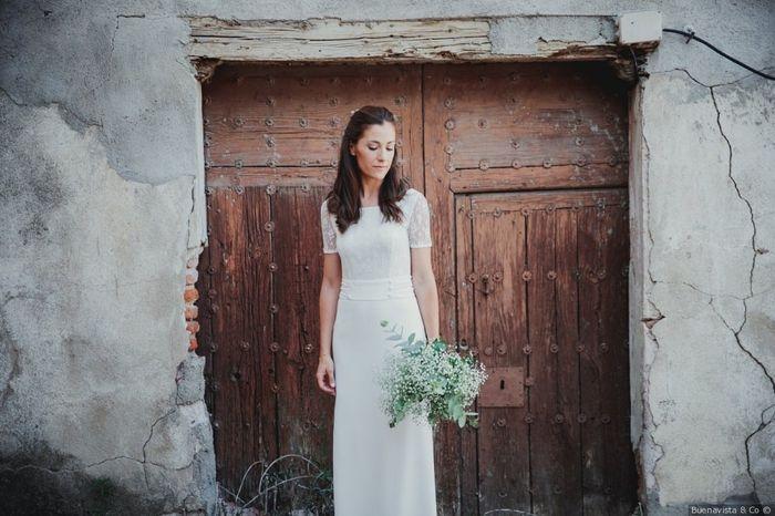 ¿Qué harás con tu vestido después de la boda? 1