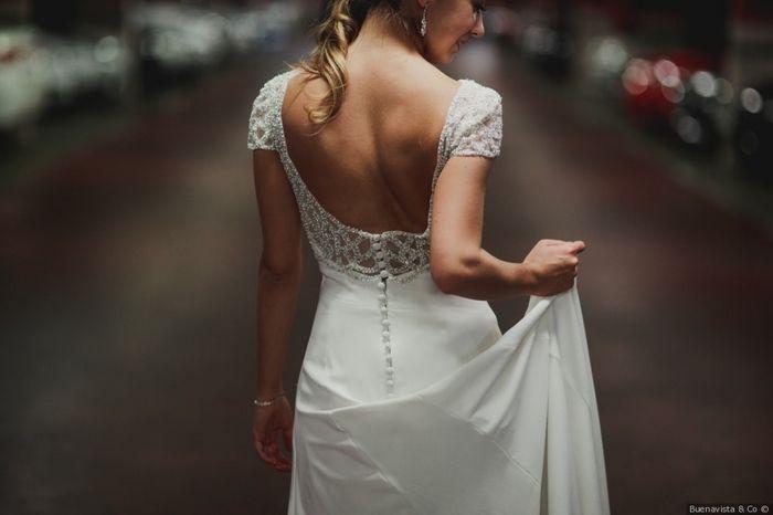 ¿Cómo acabará tu vestido? 1