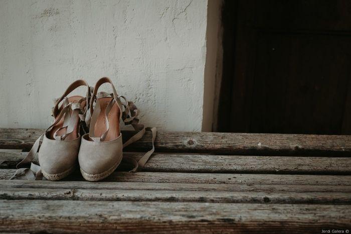 Los zapatos: ¿S, M o L? 1