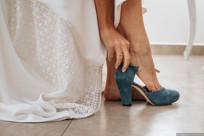 Los zapatos: ¿S, M o L? 2