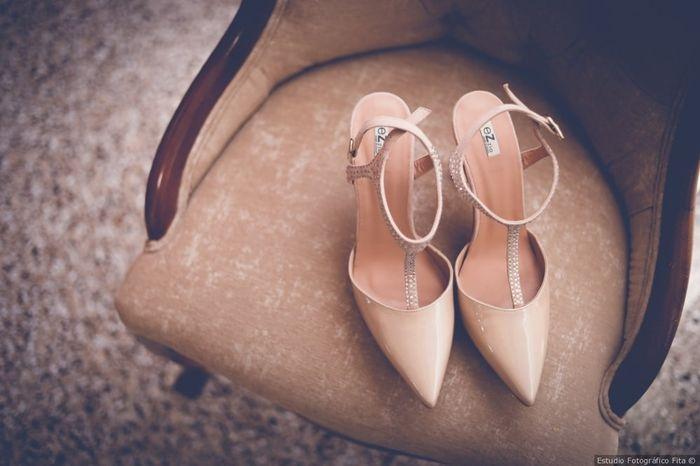 Los zapatos: ¿A, B o C? 1