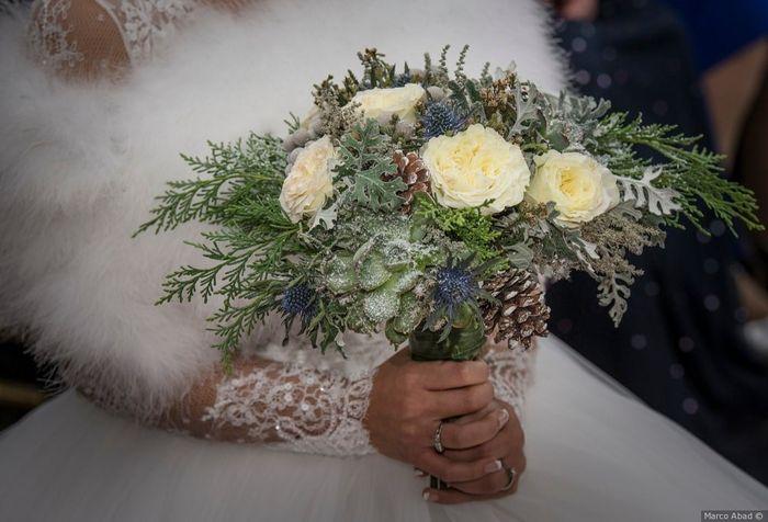 ¡5 ideas de inspiración para bodas de invierno! ❄️ 4