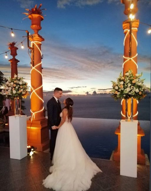 Hace 8 días tuvimos la boda de nuestros sueños 10