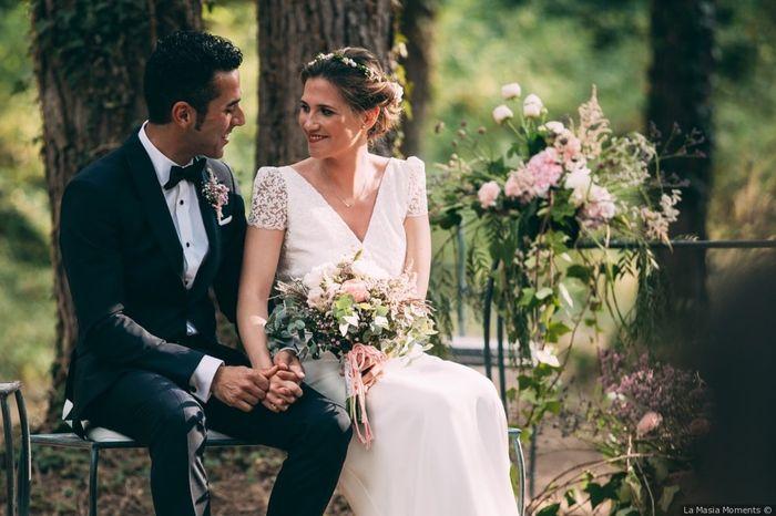 3 bodas, 3 estilos: ¡Descubre cuál es el tuyo! 💍 1