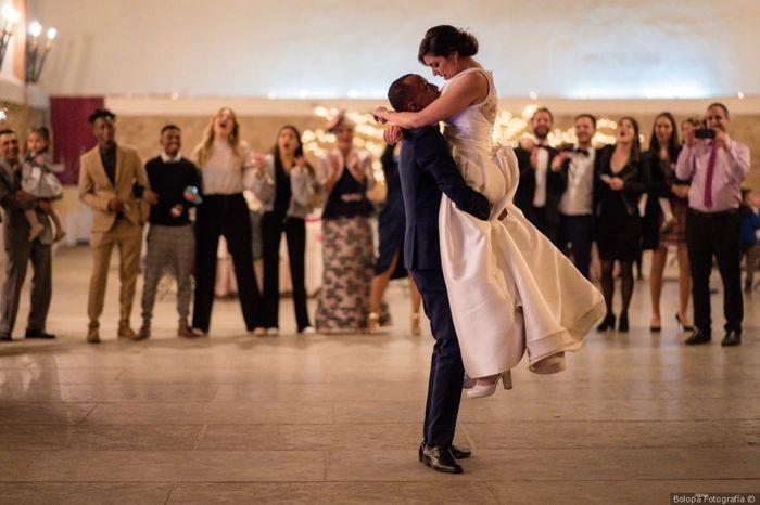 ¿Vals, baile moderno o un mix? 1