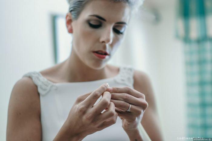 ¿Te has dejado de morder las uñas para la boda? 1