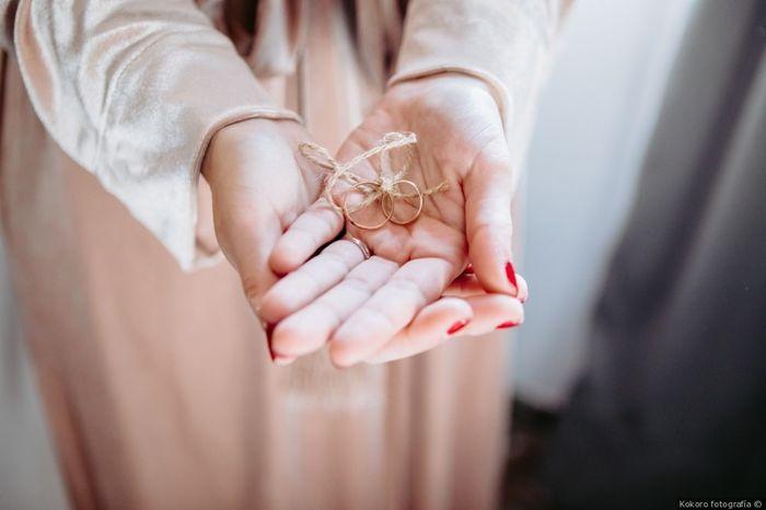 ¿Lloraste cuando te pidió matrimonio? 1