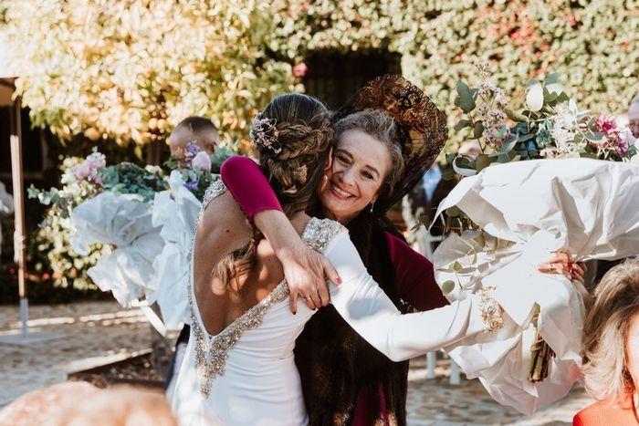 ¿Habrá más de una madrina en vuestra boda? 1
