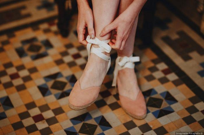 Cara a cara: ¡Los zapatos! 1