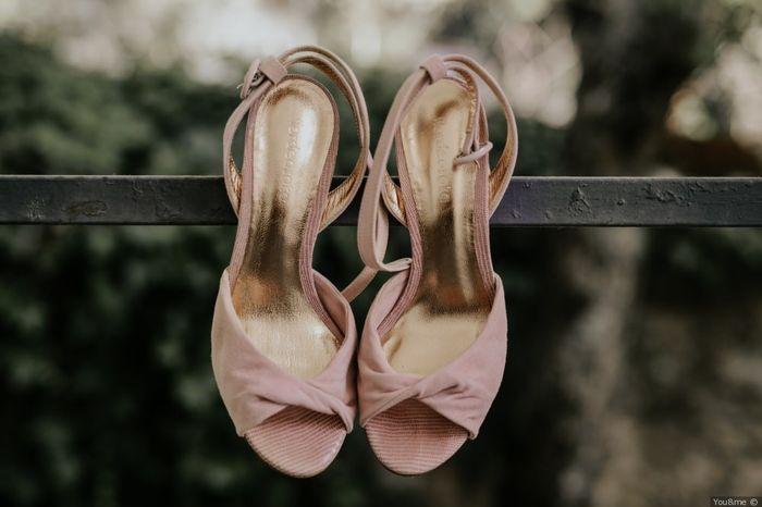Estas sandalias: ¿para tu boda o para otra? 1