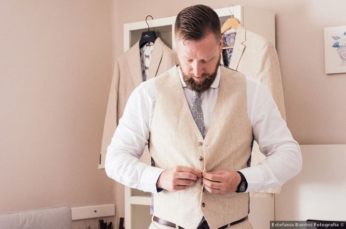 ¿Qué CHALECO triunfará en tu boda? 2