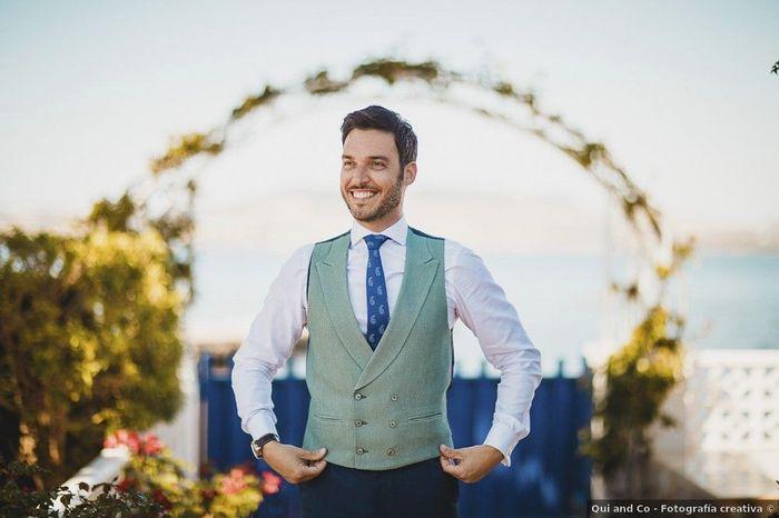 ¿Qué CHALECO triunfará en tu boda? 3