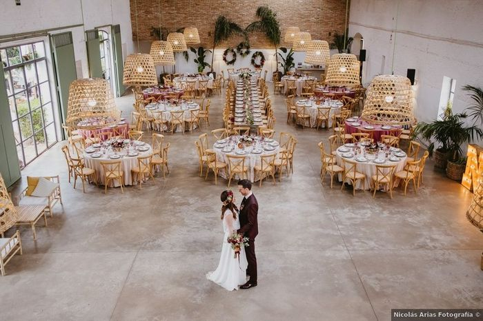 ¿Qué BANQUETE triunfará en tu boda? 4
