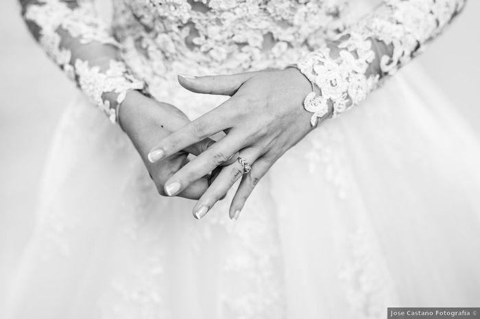 ¿Conservarás tu anillo de pedida? 💍 1