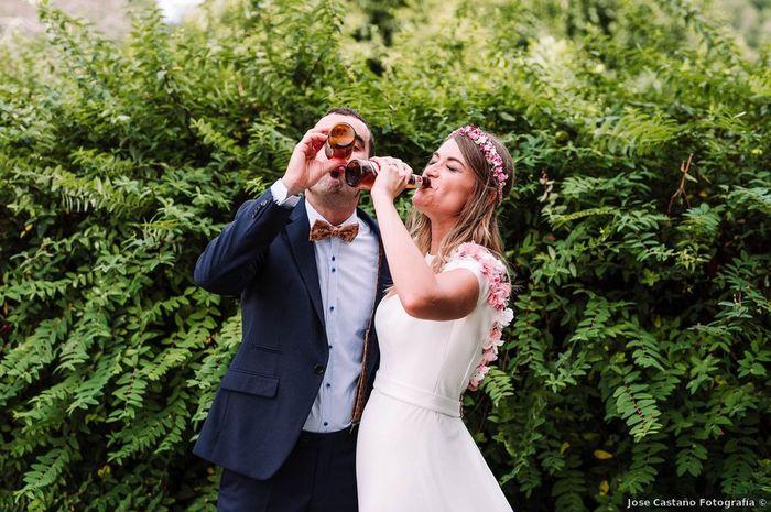 ¿Sois l@s primer@s del grupo en casaros? 😎 1