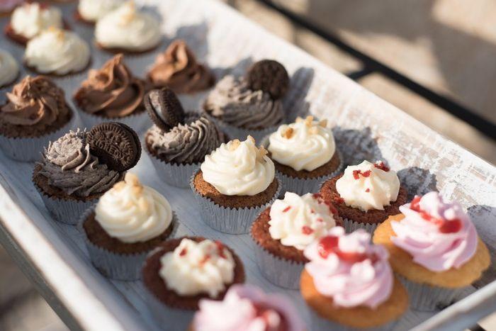 Cupcakes para el aperitivo, ¿a favor o en contra? 😎 1
