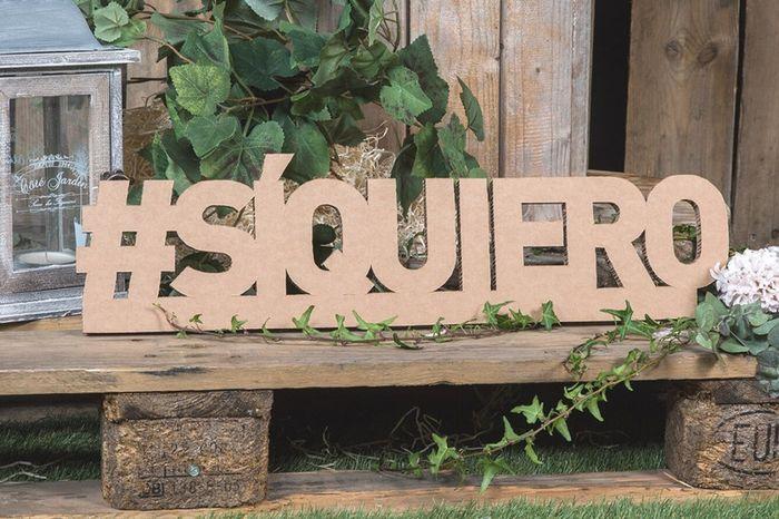 ¿Tendréis #hashtag de boda? 😎 1