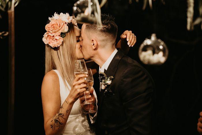 ¿En qué lugar te pidieron matrimonio? 💍 1