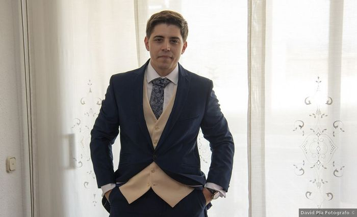 Este traje: ¿aprobado o suspendido? 2