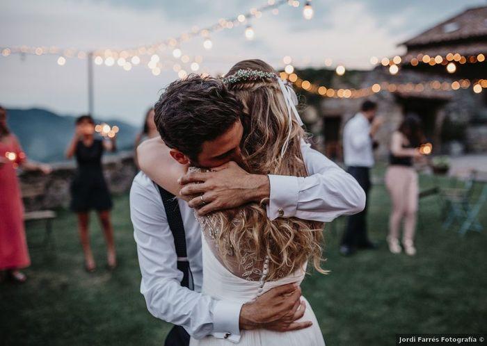 ¿Cuánto esperasteis para anunciar la boda? - 1