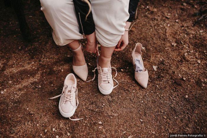 ¿Aguantarás con los mismos zapatos? 1