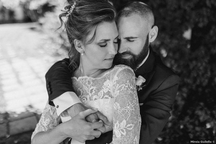 ¿Cuántas veces has soñado con la boda? 1