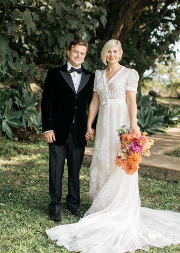 ¡La boda de Zack Williams y Olivia June te dejará sin palabras! 🙊 1