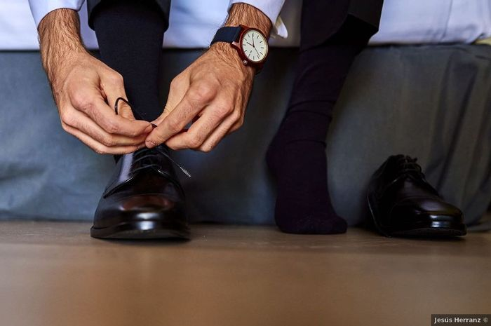 ¡Escribe el número de pie de tu pareja! 😎 1