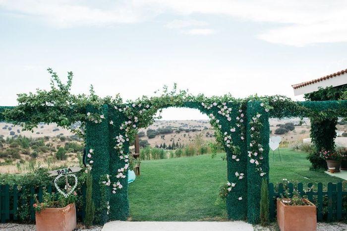 Decoración boda civil 3