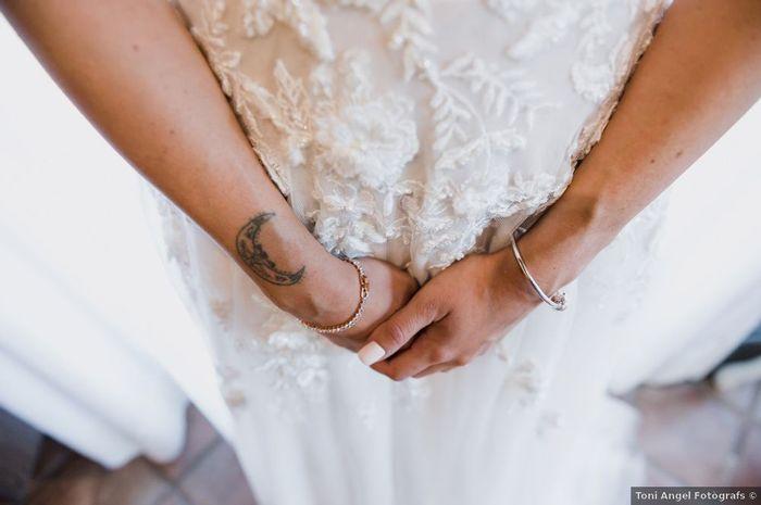 ¿Eres una novia con tatuajes? ✨ 1