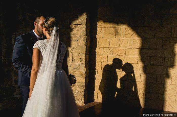 ¿Cómo será vuestro primer beso de recién casadxs? 💕 1