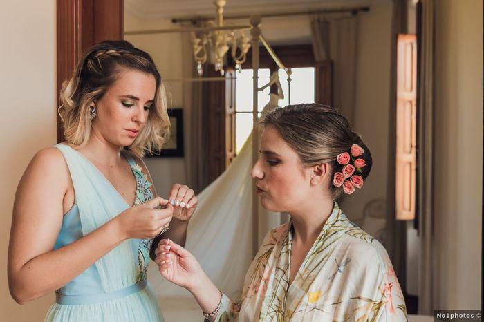 ¿Dónde se vestirá tu pareja para la boda? 💕 1