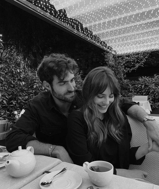 ¿Qué parejas famosas se comprometerán en 2021? 💍 1