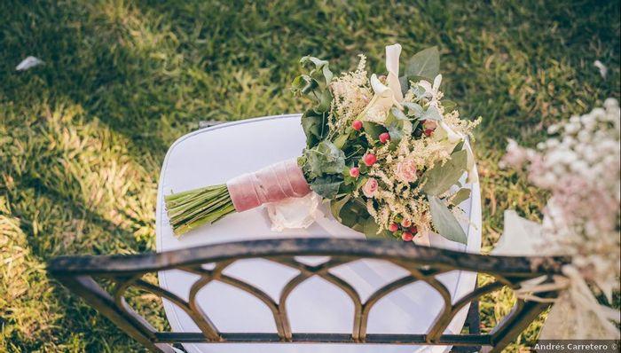 De 0% a 100%.... quanto lhe dás a este bouquet? 2